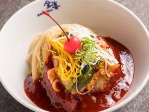 ピビン冷麺(辛)
