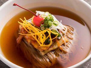 トトリ冷麺